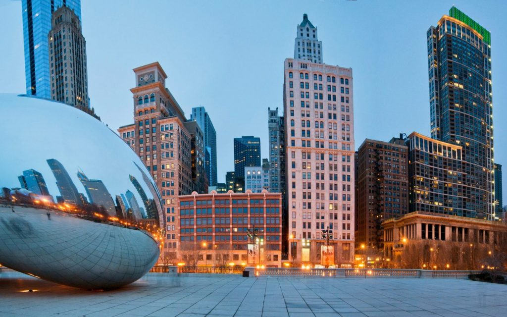 chicago bean - representing chicago opioid rapid detox treatment