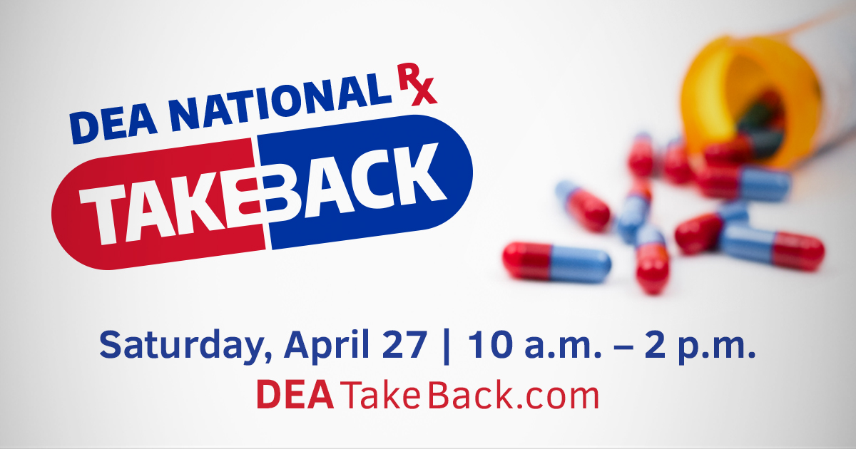 National Drug Take-Back Day: Your Medicine Cabinet Is a Source for Opioid Abuse